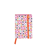 The Official Dutch Kipling Online Store School accessories  A6 NOTEBOOK