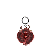 The Official UK Kipling Online Store Keyhangers REINDEER MONKEY