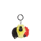 The Official French Kipling Online Store porte-clés BELGIUM MONKEY