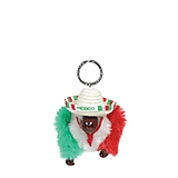 The Official Belgian Kipling Online Store sleutelhangers MEXICO MONKEY