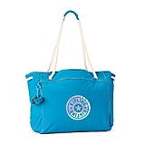 The Official Dutch Kipling Online Store schoudertassen BEACH TOTE